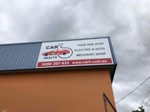 Electric & auto mechanic shop in Guildford