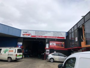Car mechanic shop in Guildford