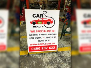 Car health's specialised services